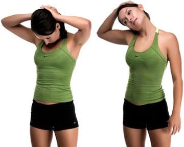 Uttøyning kan være lindrende for stramme muskler - Foto Seton