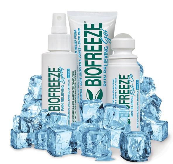 Biofreeze samling